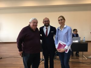 THE PAAAE TOOK PART IN THE 9TH PAN-ARMENIAN FORUM OF JOURNALISTS